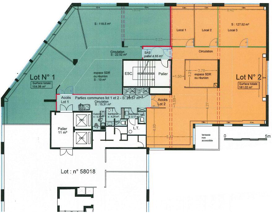 a louer bureaux suresnes proche tram t2 la d fense paris saint lazare immobilier d. Black Bedroom Furniture Sets. Home Design Ideas